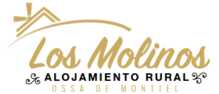 Casas y Cabañas de Madera Los Molinos Logo
