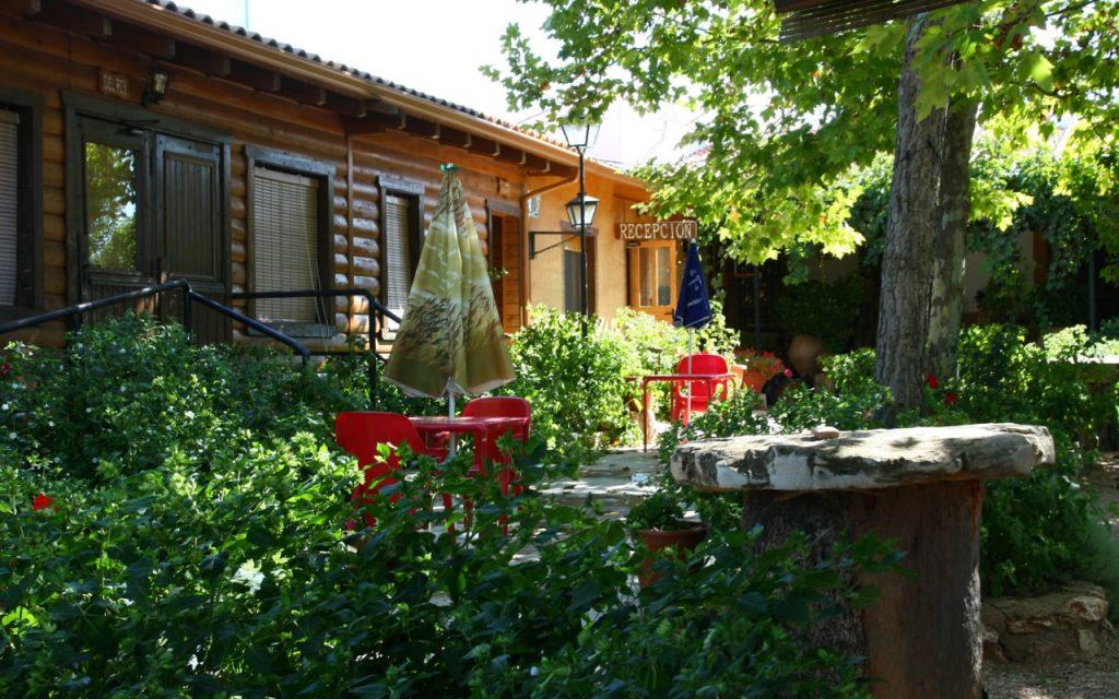 Alojamiento Rural Lagunas Los Molinos