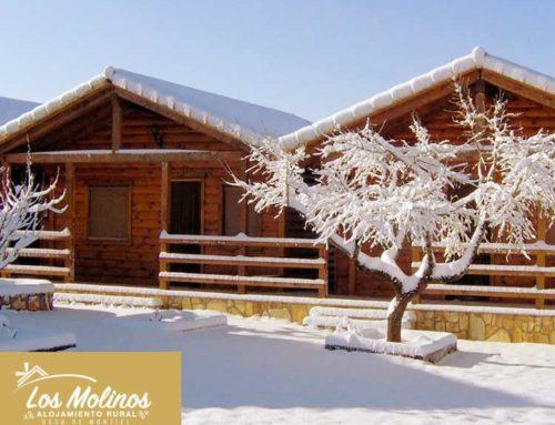 Turismo rural en invierno por las Lagunas de Ruidera.
